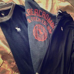 AF Kids sweaters/hooded tee